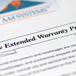 A-M Systems Extended Warranty