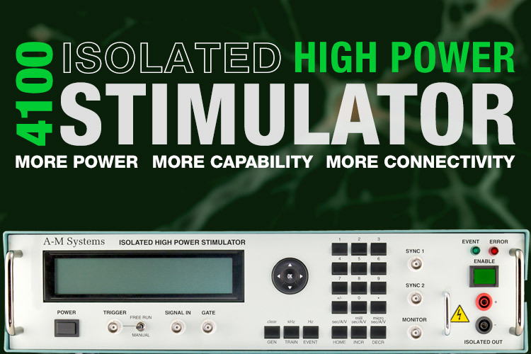 Take a 10-Min Test-Drive of the Model 4100 Isolated Stimulator