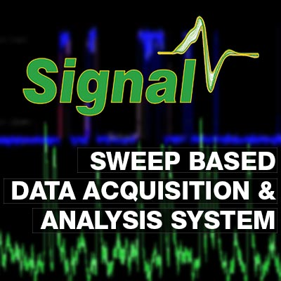 Cambridge Electronic Design CED Signal Data Acquisition & Analysis Software