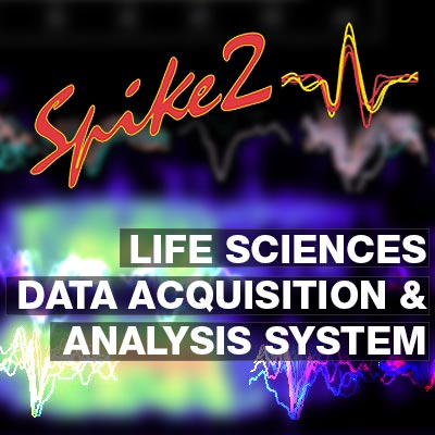 Cambridge Electronic Design CED Spike2 Data Acquisition & Analysis Software