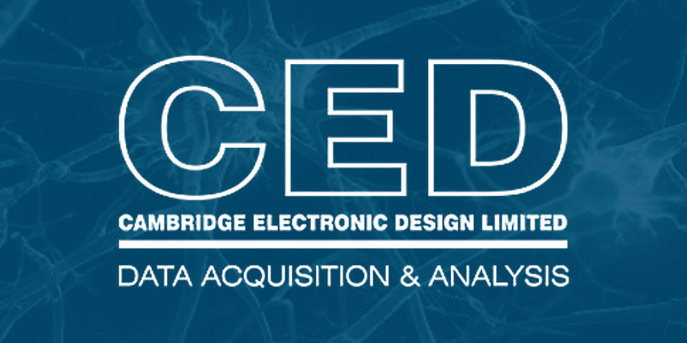 Image for link to Cambridge Electronic Design Data Acquisition & Analysis System