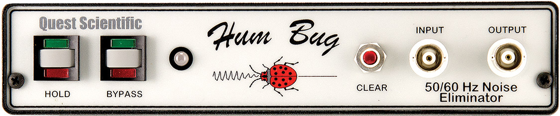 Hum Bug Noise Eliminator 110 V, 60 Hz