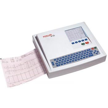 Schiller Cardiovit AT-102 ECG (EKG) Machine