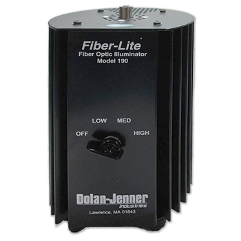 Fiber Optic, 30 Watt, Single Gooseneck