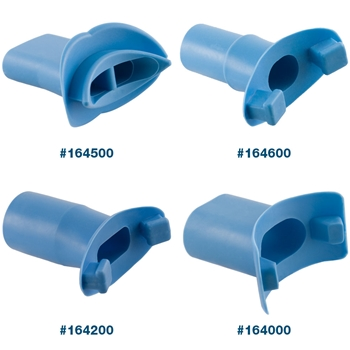 Reusable Mouthpieces for Spirometry, CPET, Body Plethysmography