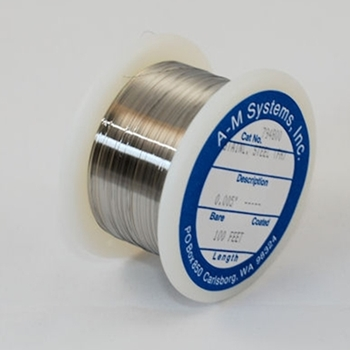 "25 ft//Spool 0.006/"" Diameter Tungsten Fine Wire"