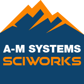 Logo of A-M Systems SciWorks Data Acquisition & Analysis Suite