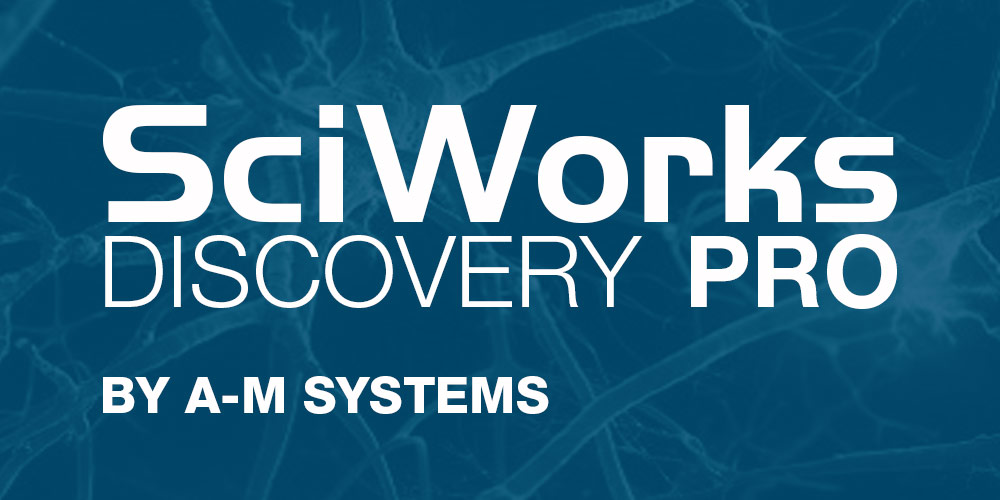 SciWorks Discovery Pro Data Acquisition & Analysis Suite
