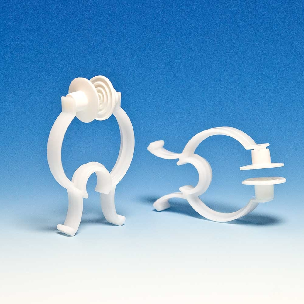 Rubber and Foam Nose Clips for Pulmonary Function Tests